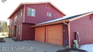 35 N Lakeview Drive, Williams, AZ 86046