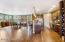 Functional and dazzling describe this space
