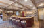 Very spacious kitchen with great live in and entertaining room.
