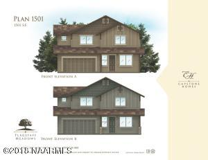 Plan 1501 Flagstaff Meadows, Bellemont, AZ 86015