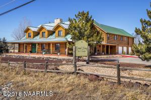 701 Quarter Horse Road, Williams, AZ 86046