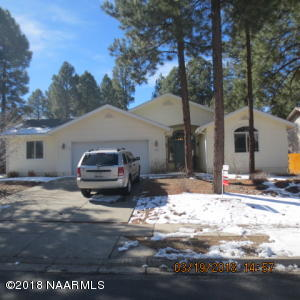 1845 S Highland Mesa Road, Flagstaff, AZ 86001