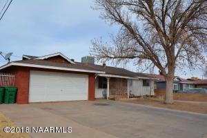 105 Maricoa Drive, Winslow, AZ 86047
