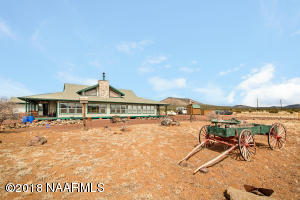 7711 N Elk Run Trail, Williams, AZ 86046