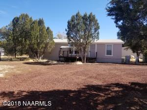 7457 N Sycamore Drive, Williams, AZ 86046