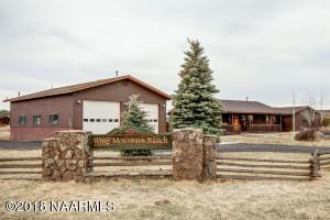 8015 W Wing Mountain Drive, Flagstaff, AZ 86001