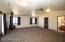 Master bedroom with a separate entrance.