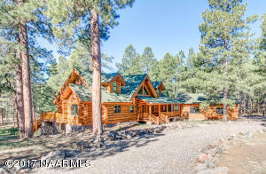 Heavily timbered 1.8 acre lot with ponderosa pines creates your own private mountain retreat