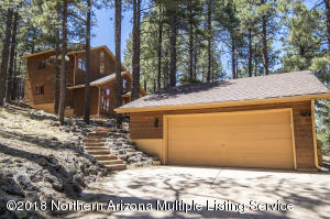 5155 Hidden Hollow Road, Flagstaff, AZ 86001