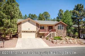 6136 E Abineau Canyon Drive, Flagstaff, AZ 86004