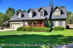 2697 N Sandstone Way, Flagstaff, AZ 86004
