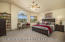 Spacious with sitting room area and fantastic golf course views