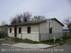 102 W Fulton Avenue, Williams, AZ 86046