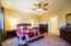 Master Bedroom on the Main Level!