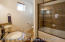 Full Bathroom upstairs with Dual Sinks and Tub/Shower Combo