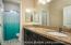 Granite in the bathrooms!!