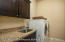 Cabinets and a sink, we love a laundry with these features!