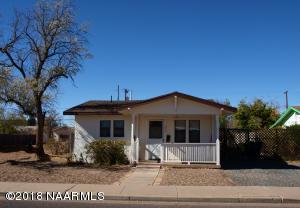 809 N Williamson Avenue, Winslow, AZ 86047