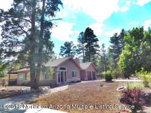 2855 W Highland Meadows Drive, Williams, AZ 86046