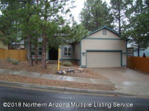 65 W Badger Creek Trail, Flagstaff, AZ 86005