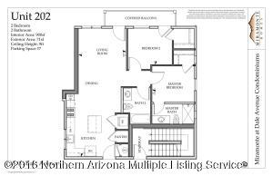 19 W Dale Avenue, 202, Flagstaff, AZ 86001