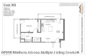 19 W Dale Avenue, 301, Flagstaff, AZ 86001