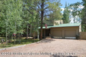 5301 Saddle Strap Way, Pine Top, AZ 85935