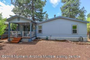 245 E Cedarwood Drive, Munds Park, AZ 86017