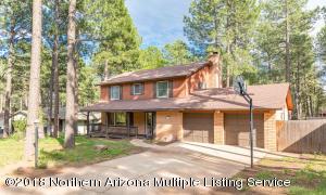 3450 S Moore Circle, Flagstaff, AZ 86005