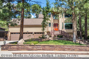 Sensational Skyline Estates Home on a Double-Lot - Backing the Forest Service! An Oversized 3-Car Garage Too!