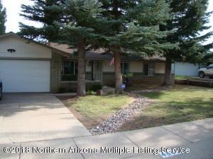 4885 E Tomahawk Drive, Flagstaff, AZ 86004
