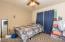 Lower level bedroom 1