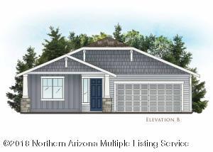 Plan 1566 Crestview, Flagstaff, AZ 86001