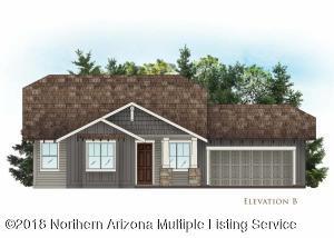 Plan 1569 Crestview, Flagstaff, AZ 86001