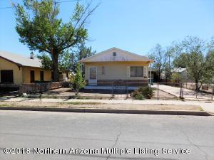 405 E 4th Street, Winslow, AZ 86047