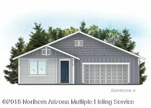 Plan 1720 Crestview, Flagstaff, AZ 86001