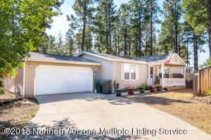 2367 W Rock Island Avenue, Flagstaff, AZ 86001