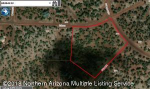 2664 E Overlook Drive, Williams, AZ 86046