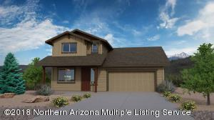 Plan 2090 Flagstaff Meadows, Bellemont, AZ 86015