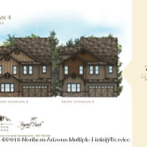 Plan 4 W Arabian Trail, Flagstaff, AZ 86005