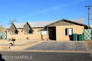 168 Cochise Drive, Winslow, AZ 86047