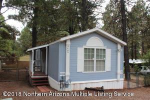 2405 Tishepi Trail, Flagstaff, AZ 86001