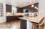 Model Home Kitchen - Lot 35 has the same structural kitchen layout