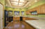 Open Kitchen with Lots of Cabintery, Counterspace and Pantry
