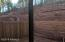Backyard/fence