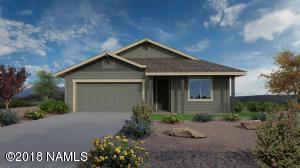 12391 Pegasus Road, Lot 03, Bellemont, AZ 86015