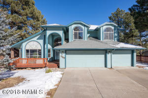 1700 N Falcon Road, Flagstaff, AZ 86004