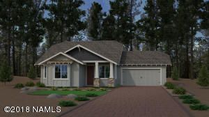 Plan 1569 Crestview, Flagstaff, AZ 86001