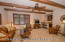 Large Loft Area w/ Wet Bar