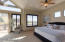 Master Suite to open deck balcony